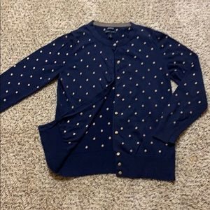 Tommy Hilfiger Sweater Blue/ Cream   large